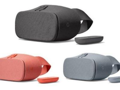 Renders Of Google's New Daydream View Headset Leaked