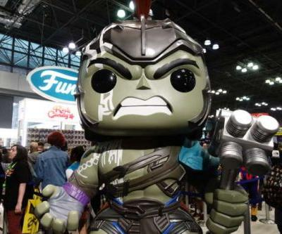 The Craziest, Rarest, And Most Expensive Funko Pops At NY Comic Con 2018