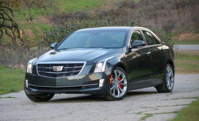 2017 Cadillac ATS Sedan V-6 Tested: Should've Been a Contender
