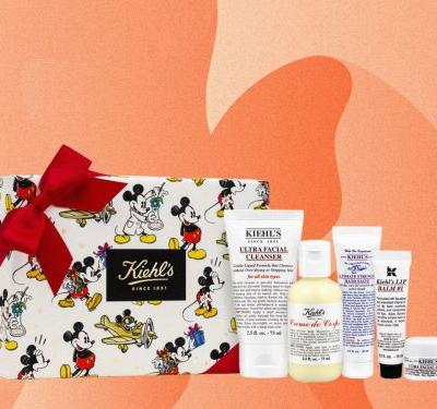 Kiehl's & Disney Are Teaming Up For Something Epic