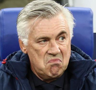 Ancelotti is the coach Italy want to replace Ventura after qualifying fiasco