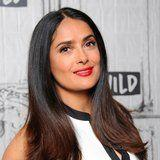 """Salma Hayek: """"I Don't Want to Spend What's Left of My Youth Pretending I'm Younger"""""""
