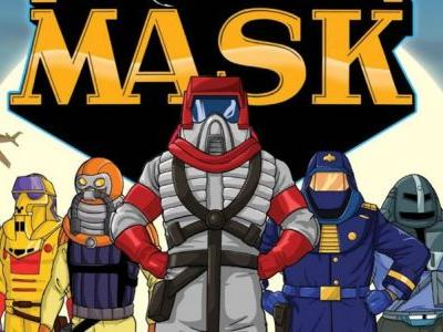 Paramount and F. Gary Gray to Bring Hasbro's MASK to the Big Screen