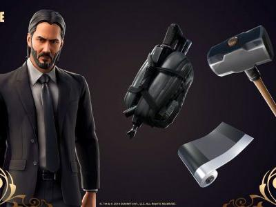 Fortnite's New Limited Time Mode is All About John Wick