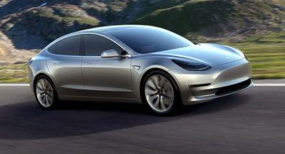 Tesla Model 3 To Have Fewer Than 100 Different Configurations
