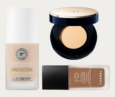6 Long-Lasting, Full-Coverage Foundations That Work Even in Summer
