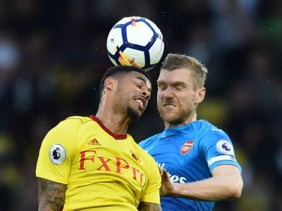 Arsenal stunned by Watford