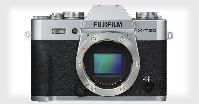 Fujifilm X-T20 Unveiled: 24MP Sensor, 91AF Points, and 4K Video