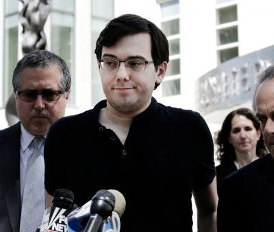 Martin Shkreli Has to Forfeit the Wu-Tang Album Because Justice Is Sweet