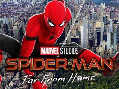 Spider-Man Heads Back to School in New Far From Home Photos