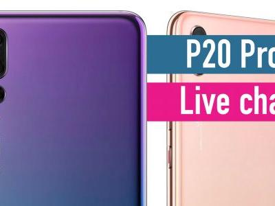 Huawei P20 Pro: the new Nokia PureView?