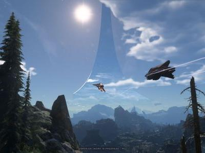 """Halo Infinite's Head Of Creative Calls Game """"Most Open And Adventure-Filled Halo"""" Ever"""