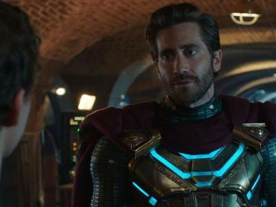 Mysterio's MCU Costume Is A Mix Of Doctor Strange, Iron Man, Thor & Vision