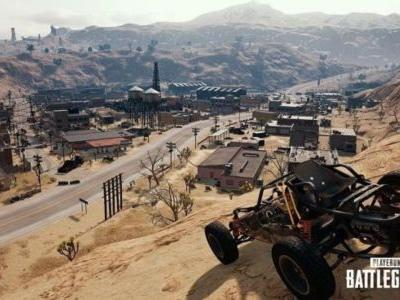 PUBG's Miramar will be heading to Xbox One test servers tomorrow