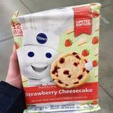 Pillsbury's Strawberry Cheesecake Sugar Cookies Are Here, and Thank God They're Extra Large