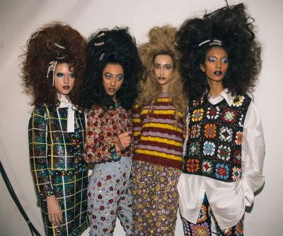 Five bold beauty looks spotted at London Fashion Week