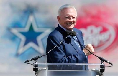 Cowboys are world's most valuable team at $4.8 billion US