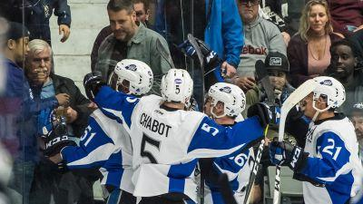 QMJHL Playoffs: Sea Dogs win President Cup, advance to Memorial Cup