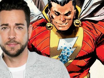 Shazam! Casts Zachary Levi in Title Role
