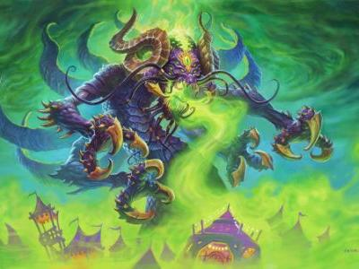 Hearthstone gets 35 new cards on January 21