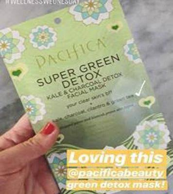 This $4 Drugstore Veggie Mask Just Got Co-Signed by Lea Michele