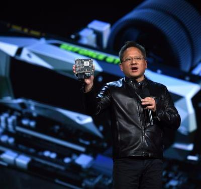 Nvidia hits a record high as Wall Street begins to understand its dominance of AI