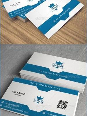 30 Elegant Business Card Template for Mac Pics