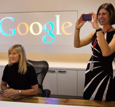 8 perks Googlers rave about - from free gourmet food to tons of time off