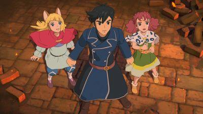 "Ni No Kuni 2 will let you ""play online with your friends in various capacities"" says Level-5"
