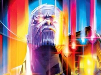 Thanos Has All The Infinity Stones In New Empire Cover