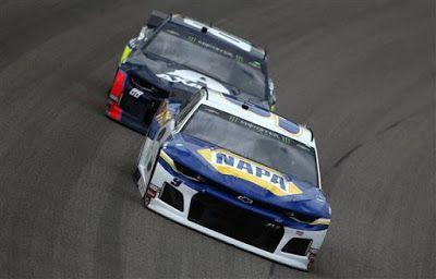 Elliott needs a strong performance at Kansas