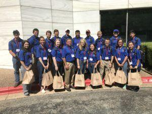 Texas 4-H Youth Water Ambassadors Creating Leaders for the Future