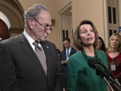 Democrats Plan Vote To Reopen Government On Jan. 3, When They Take Over House