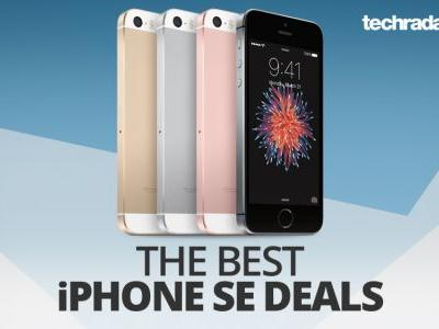 The best iPhone SE deals available pre-Black Friday 2017