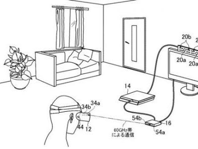 Sony VR patent points to a pricier but wireless PSVR2