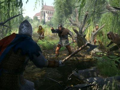 Kingdom Come Deliverance patch 1.03: Fix for unresponsive R2 attack button on some PS4 controllers incoming
