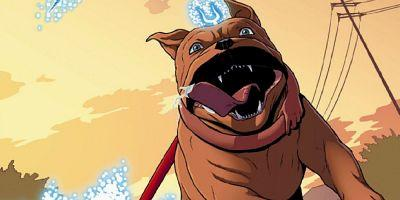 Lockjaw From Marvel's Inhumans Revealed at SDCC