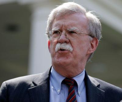 North Korea calls Bolton 'war monger' over missile comment