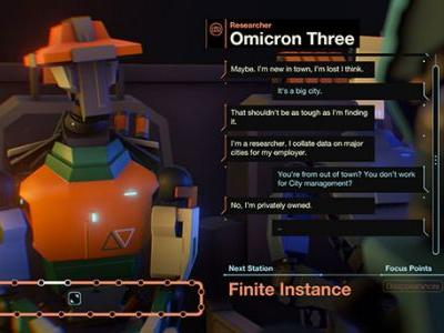 Bithell Games' Single-Session Game Subsurface Circular Is Coming To Switch