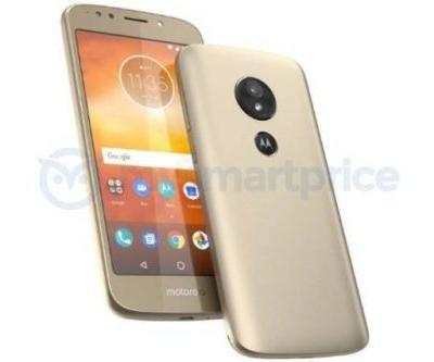 Moto E5 Render Leaked, Shows Off Rear-Mounted Fingerprint Sensor
