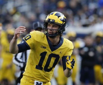 Michigan football features another McCaffrey on the rise