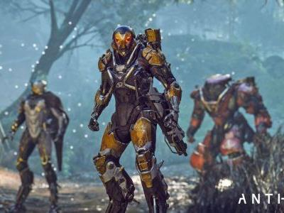 EA Starts E3 2018 With Explosive Showing of Anthem and Battlefield V