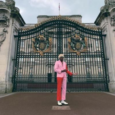 Tyler, the Creator pops up in London for a surprise gig