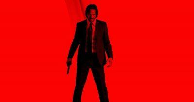Wick Gets Relit in New John Wick: Chapter 2 Poster