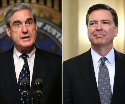 Mueller requests docs, details behind Comey's firing