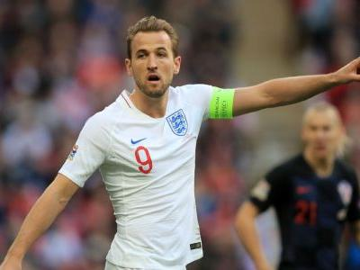 Kane: England winning Nations League would beat World Cup run