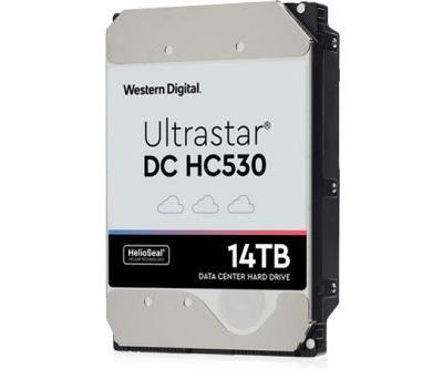 Western Digital Launches Ultrastar DC HC530 14 TB PMR with TDMR HDD