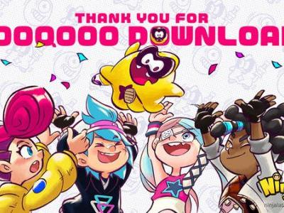 Ninjala reaches over 6 million downloads