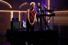 Troye Sivan Performs 'My My My' & 'The Good Side' on 'SNL'