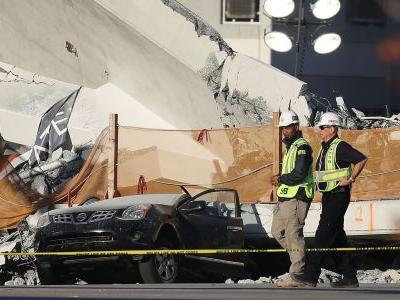 The Miami bridge that collapsed and killed 6 people was built in a few hours and was supposed to be a 'marvel' of modern construction
